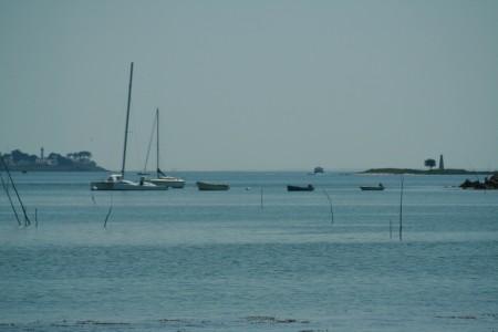 randonnée bretagne, vannes, golfe du Morbihan.