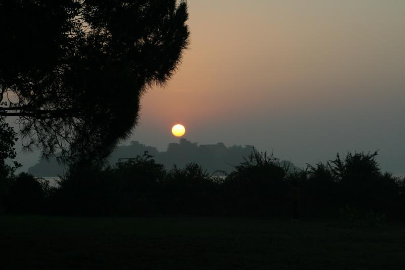 randonnée zen nocturne
