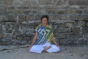 marie-christine Delahaye Briard, enseignante yoga et méditation pleine conscience vannes